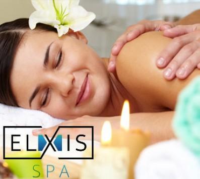 Elxis Body Spa Therapy 90' - Πολυτελές Elxis Spa Σώμα- Αθήνα - Υπερπολυτελής Εμπειρία στο Elxis Spa!!! 20€ για ένα Elxis Body Spa Therapy, Χαλαρωτικό Μασάζ σε όλο το σώμα σε συνδυασμό με σάουνα ή steam bath διάρκειας 90 λεπτών ή 25€ για ένα Candle Μassage Elxis Spa διάρκειας 60 λεπτών και 20 λεπτά σάουνα ή 20 λεπτά steam bath (Έκπτωση 80%), από το πολυτελές «Elxis Spa» !!! Η χαλάρωση και η απόλαυση έχουν τον πρώτο λόγο σ' ένα χώρο υψηλών απαιτήσεων!!! εικόνα