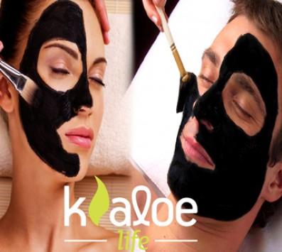 Καθαρισμός Προσώπου+Θεραπεία Ενυδάτωσης - Κολωνάκι - 12€ από 110€ (Έκπτωση 89%) για έναν Καθαρισμό, μια Απολέπιση Προσώπου με την Μαύρη Μάσκα Black Mask Peel Off της Kaloe, μια Θεραπεία Βαθιάς Ενυδάτωσης και αναζωογόνησης της επιδερμίδας τριών διαφορετικών μοριακών βαρών υαλουρονικού οξέος (3D) με μάσκα κολλαγόνου με πεπτίδια και μια Κούρα Ομορφιάς και Αντιγήρανσης διάρκειας 60' από τoν ολοκαίνουργιο χώρο της «Kaloe Life» στο Κολωνάκι πλησίον στάσης μετρό 'Σύνταγμα'!!! εικόνα