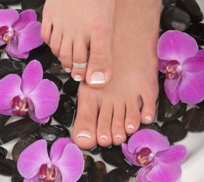 Θεραπευτικό Hot Spa Pedicure εικόνα