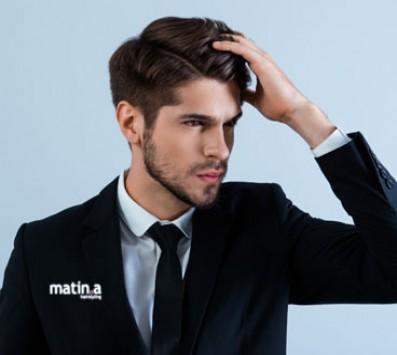 Ανδρικό Κούρεμα+Λούσιμο+Manicure - Πατήσια - 13€ από 26€ (Έκπτωση 50%) ένα Ανδρικό Κούρεμα, ένα Λούσιμο, και ένα Manicure για περιποιημένα και καθαρά νύχια! Ολοκληρωμένη ανδρική περιποίηση από την κορυφή μέχρι τα νύχια, από το μοντέρνo κομμωτήριο «Matin.a Hairstyling» στα Πατήσια!!! εικόνα