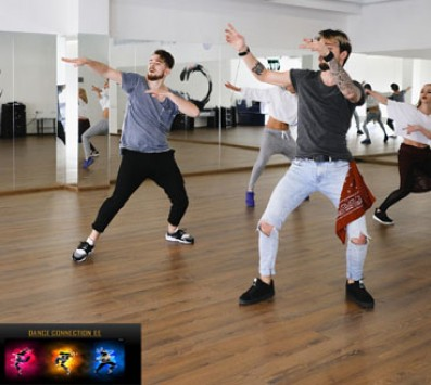 8 Μαθήματα Pilates+ 8 Latin-Ευρωπαϊκοί - Αγ.Παρασκευή - 19€ από 120€ (Έκπτωση 84%) για 8 Μαθήματα Pilates και 8 Μαθήματα Latin-Ευρωπαϊκοί στην σχολή χορού «Dance Connection EE» στην Αγία Παρασκευή πλησίον της στάσης του Μετρό ''Αγία Παρασκευή''!!! εικόνα