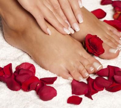 Ένα Ολοκληρωμένο Pedicure με απλή Βαφή - Ημιμόνιμο Manicure|Pedicure - Γλυφάδα - nails