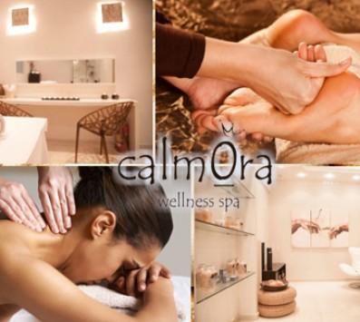 Antistress Massage & Hydraview Face Detox Care 160' - Μαρούσι - 28€ από 80€ (Έκπτωση 65%) για Antistress Massage & Hydraview Face Detox Care και Δώρο 15' Θεραπευτικό Μασάζ Πελμάτων Πακέτο συνολικής διάρκειας 2 ωρών! Διώξτε το οξειδωτικό στρες από σώμα και πρόσωπο! Δραπέτευστε στην χαλάρωση με ζεστό βαλσαμέλαιο, shea butter και essans oil από lemon grass κ άνθη πορτοκαλιάς,για το σώμα και ενυδατική σειρά detox marine collagen (cerealia) organics για το πρόσωπο απομακρύνοντας το θαμπό δέρμα κ κατά των μαύρων κύκλων, από το «Calmora Wellness Spa» στο κέντρο του Αμαρουσίου!!! εικόνα