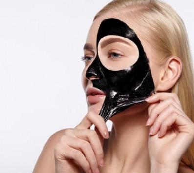 4 Θεραπείες Προσώπου με Μαύρη Μάσκα «Black Therapy» - Παλαιό Φάληρο - 49€ από 21 beauty
