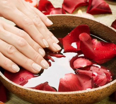 Spa Manicure + Pedicure