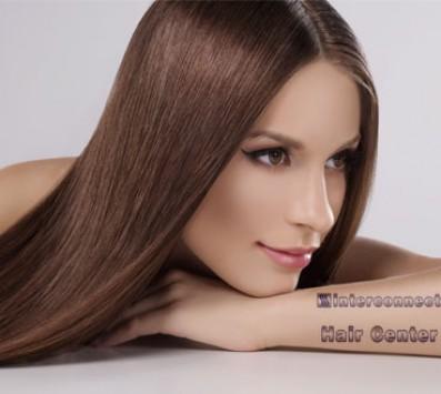 Ισιωτική Μαλλιών Γλυφάδα - 58€ από 320€ (Έκπτωση 82%) για μια Ισιωτική Θεραπεία Μαλλιών Brazilian Keratin Treatment χωρίς ίχνος φορμαλδεΰδης για ίσια και μεταξένια μαλλιά, από το «Interconnect Hair Center» στην Γλυφάδα!!! εικόνα