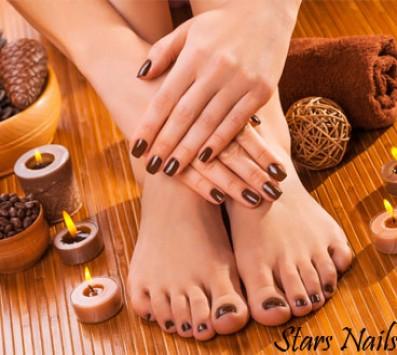 Manicure απλο η γαλλικο – Ημιμονιμο Manicure|Manicure+Pedicure Σεπολια – 7€ για ενα Ολοκληρωμενο Manicure με Ημιμονιμη Βαφη επιλογης απο απλο η γαλλικο η 12€ για ενα Ολοκληρωμενο Manicure και ενα Pedicure με απλη Βαφη η 15€ για ενα Ολοκληρωμενο Manicure με Ημιμονιμη Βαφη και ενα Pedicure (Έκπτωση 53%), απο το «Stars Nails» στα Σεπολια κοντα στο Μετρο!!!