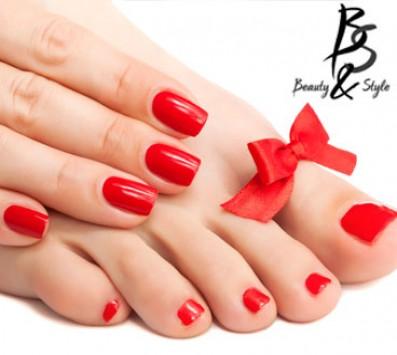 Manicure+Pedicure+Αποτριχωση Καλλιθεα – 20€ απο 128€ (Έκπτωση 84%) για ενα Manicure απλο η γαλλικο, ενα Pedicure απλο η γαλλικο, μια Αποτριχωση με κερι σε Full μπικινι και Full Ποδια και Δωρο μια Αποτριχωση με κλωστη στο Προσωπο η Nail Art σε 2 νυχια, απο το «Beauty & Style» στην Καλλιθεα!!!