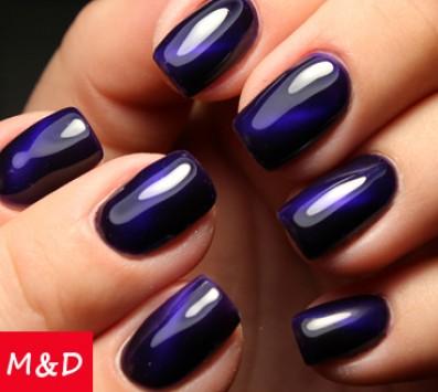Ημιμόνιμο Manicure+Σχηματισμός Φρυδιών - Νέος Κόσμος - 7€ από 25€ (Έκπτωση 72%) για ένα Manicure με Ημιμόνιμη ή Απλή Βαφή επιλογής από απλό ή γαλλικό και ένα Σχηματισμό Φρυδιών, από το κομμωτήριο «M & D» στο Νέο Κόσμο!!! εικόνα