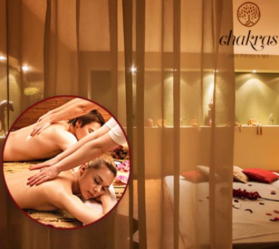 Gold Love Pack Massage 70'|2 Ατόμων| Βούλα - 70€ από 140€ (Έκπτωση 50%) για το Gold Love Pack Massage συνολικής διάρκειας 70 λεπτών για 2 Άτομα! Απολαύστε μια εκπληκτική εμπειρία αναζωογόνησης σε σώμα και πρόσωπο! Ζήστε μια αξέχαστη μέρα, που δημιουργήθηκε ειδικά για ζευγάρια από το ξεχωριστό χώρο ομορφιάς και ευεξίας «Chakras Core Therapy & Spa» στη Βούλα!!! εικόνα