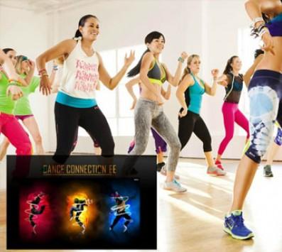 8 Μαθήματα Pilates+Zumba - Αγ.Παρασκευή - 15€ από 70€ (Έκπτωση 79%) για 4 Μαθήματα Pilates και 4 Zumba για ένα μήνα, από την σχολή χορού «Dance Connection EE» στην Αγία Παρασκευή πλησίον της στάσης του Μετρό ''Αγία Παρασκευή''!!! εικόνα
