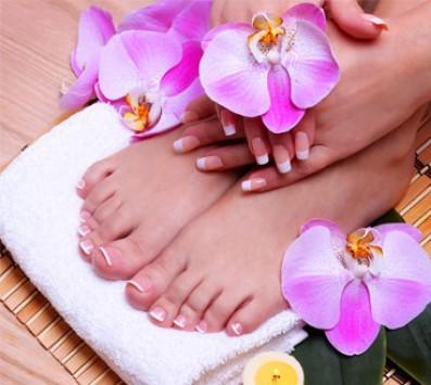 Manicure Ημιμόνιμο, Pedicure στον Άγιο Δημήτριο εικόνα
