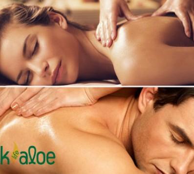 Spa Relax Antistress Massage 30' - Κολωνάκι - 7€ από 25€ (Έκπτωση 72%) για Spa Relax Antistress Massage Σώματος διάρκειας 30 λεπτών για Άνδρες και Γυναίκες! Προσφέρεται και γνήσιος, ελληνικός, φυσικός και βιολογικός χυμός αλόης Kaloe σε 4 διαφορετικές γεύσεις (λεμόνι, φράουλα, μαστίχα, κρόκο), για φυσική αποτοξίνωση του οργανισμού, στoν ολοκαίνουργιο χώρο της «Kaloe Life» στο Κολωνάκι πλησίον στάσης μετρό 'Σύνταγμα'!!! εικόνα