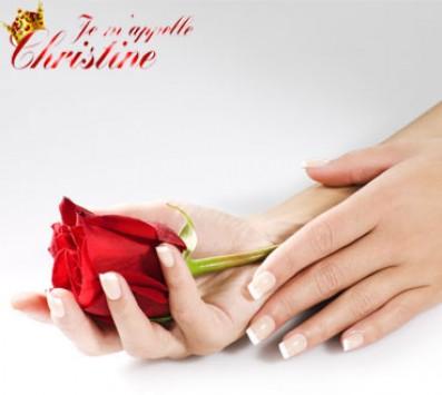 Ημιμόνιμο Manicure Pedicure Xτένισμα Χολαργός - 6€ από 15€ (Έκπτωση 60%) για ένα Ημιμόνιμο Manicure επιλογής από απλό ή γαλλικό ή για ένα Pedicure απλό ή γαλλικό διάρκειας 3 εβδομάδων ή ένα Χτένισμα και ένα Λούσιμο, στο μοντέρνο και πολυτελές κομμωτήριο «Je m' Appelle Christine» στον Χολαργό πολύ κοντά στο Μετρό!!! εικόνα
