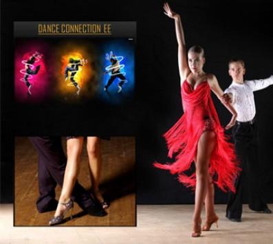 16 Μαθήματα Salsa+Latin - Αγ.Παρασκευή - 15€ από 70€ (Έκπτωση 79%) για 4 μαθήματα Salsa και 12 Μαθήματα Latin στην σχολή χορού «Dance Connection EE» στην Αγία Παρασκευή πλησίον της στάσης του Μετρό ''Αγία Παρασκευή''!!! εικόνα