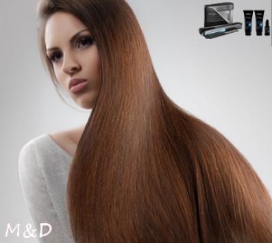 Ισιωτική Θεραπεία Μαλλιών - Νέος Κόσμος - 9€ από 18€ (Έκπτωση 50%) για μία Ολοκληρωμένη Ισιωτική θεραπεία μαλλιών με Σίδερο Ισιώματος SteamPod, για λεία και λαμπερά μαλλιά, από το κομμωτήριο «M & D» στο Νέο Κόσμο!!! εικόνα