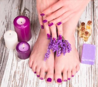 Spa Manicure και Spa Pedicure στο Χαλάνδρι εικόνα