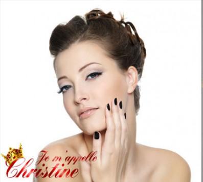 Βαφή+Κούρεμα+Χτένισμα Χολαργός - 17€ από 70€ (Έκπτωση 76%) για μία Βαφή ρίζας, ένα Κούρεμα, ένα Χτένισμα, ένα Λούσιμο και μία θεραπεία ενυδάτωσης και αναδόμησης μαλλιών, για να αποκτήσετε την εμφάνιση που επιθυμείτε και υπέροχο look στα μαλλιά σας, από το κομμωτήριο «Je m' Appelle Christine» στον Χολαργό πολύ κοντά στο Μετρό!!! εικόνα