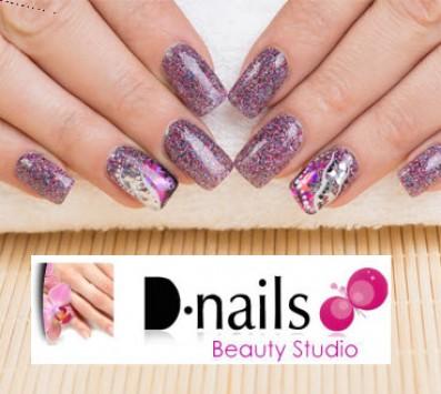 Φυσική Ενίσχυση Νυχιών| Μάκρος Κολωνός - 23€ από 55€ (Έκπτωση 58%) για Φυσική Ενίσχυση και Μάκρος Νυχιών με ακρυλικό και Ημιμόνιμη βαφή επιλογής από απλό ή γαλλικό, από το Κέντρο αισθητικής «D Nails» στον Κολωνό!!! εικόνα
