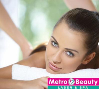 One Day Spa Ελληνικό - 30€ από 600€ ( Έκπτωση 95%) για One Day Spa που περιλαμβάνει μία βαθιά Ενυδάτωση προσώπου, ένα Full Body Massage, ένα Indian Head Massage και μία Pressotherapy, για να απολαύσετε ένα πλήρες πακέτο χαλάρωσης και ευεξίας, από τo κέντρo αισθητικής «Metro Beauty Laser & Spa» στο Νέο κατάστημα στο Μετρό Ελληνικού!!! εικόνα