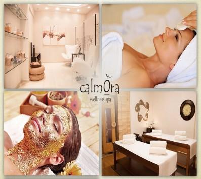 Glam Face Περιποίηση Προσώπου - Μαρούσι - 28€ για ένα Εορταστικό πακέτο για την γυναίκα διάρκειας 90 λεπτών που περιλαμβάνει: έναν Καθαρισμό με Οξυγονοθεραπεία, ένα Peeling Προσώπου, ένα Μασάζ με κρέμα 'goat's milk', μια μάσκα Gold Bio Collagen για σύσφιξη και ενυδάτωση, μια εφαρμογή moisturising day cream και κρέμα ματιών για λείανση των λεπτών ρυτίδων έκφρασης και των μαύρων κύκλων και μια θεραπευτική μάλαξη πελμάτων διάρκειας 15 λεπτών (Έκπτωση 65%), στο «Calmora Wellness Spa» στο κέντρο του Αμαρουσίου!!! εικόνα