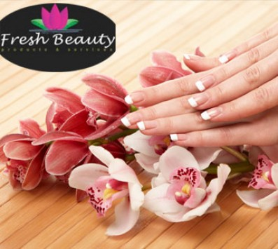 2 Manicure+Pedicure - Manicure|Pedicure |Αποτρίχωση Παγκράτι - 10€ για δύο Ολοκληρωμένα Manicure επιλογής απο απλό ή γαλλικό ή 16€ για ένα Ολοκληρωμένο Manicure και μια Αποτρίχωση σε Full Πόδια και γραμμή Μπικίνι ή 19€ για δύο Ολοκληρωμένα Manicure και ένα Ολοκληρωμένο Pedicure επιλογής απο απλό ή γαλλικό (Έκπτωση 69%), από «Fresh Beauty» στo Παγκράτι!!! εικόνα