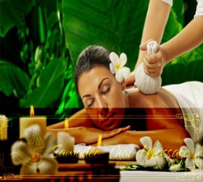 2 Τhai Oil Massage για 2 άτομα - Thai Massage- Αγία Παρασκευή - 17€ για ένα Τhai Oil Massage διάρκειας 60 λεπτών ή 19€ για ένα Τhai Oil Massage διάρκειας 45 λεπτών και ένα Foot Massage διάρκειας 30 λεπτών ή 32€ για 2 Τhai Oil Massage για 2 άτομα διάρκειας 60 λεπτών (Έκπτωση 79%)! Φροντίστε το σώμα και το πνεύμα σας στον ολοκαίνουριο χώρο του Sawadee Thai Massage στην Αγία Παρασκευή!!! εικόνα