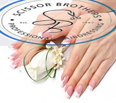 Τοποθετηση Τεχνητων Νυχιων-Παλαιο Φαληρο - 22€ απο 45€ (Έκπτωση 51%) για Τοποθετηση Τεχνητων Νυχιων με Gel απο το κεντρο ομορφιας «Scissor Brothers» στο Παλαιο Φαληρο!!!
