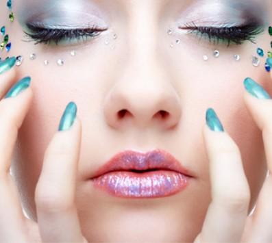 Τεχνητά νύχια+αφαίρεση γλυφάδα