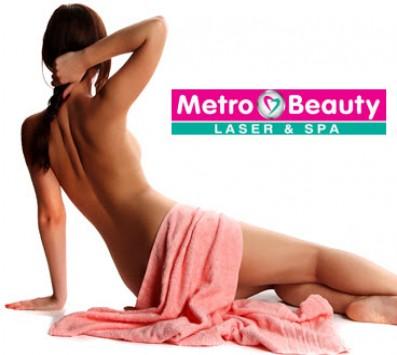 Οριστική Αποτρίχωση IPL Αγ. Δημήτριος - 30€ από 399€ (Έκπτωση 92%) για ένα Ετήσιο Πρόγραμμα Απεριόριστων Επισκέψεων Οριστικής Αποτρίχωσης Προσώπου-Σώματος, με IPL τελευταίας γενιάς για όλους τους τύπους δέρματος, σε περιοχή της επιλογής σας, από τα κέντρα αισθητικής «Metro Beauty Laser & Spa» στο Νέο κατάστημα στο Μετρό Αγ. Δημητρίου!!! εικόνα