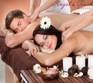 Full Body Μασάζ 2 Ατόμων Αργυρούπολη - 29€ από 70€ (Έκπτωση 59%) για ένα Full Body Μασάζ 2 ατόμων Deep Tissue, από το ολοκαίνουριο «Angel's Touch Massage» στην Αργυρούπολη!!! εικόνα