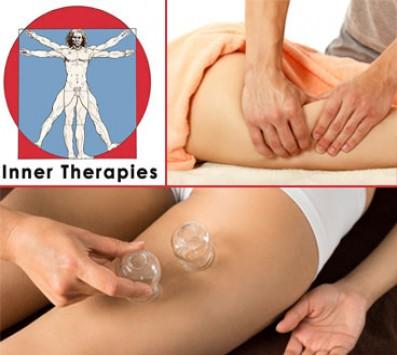 3 Θεραπείες Κυτταρίτιδας 40' - Θεραπεία Κυτταρίτιδας+ Αδυνατίσματος|Αθήνα - 15€ για μία Θεραπεία κατά της Kυτταρίτιδας και του Tοπικού Πάχους με μαλάξεις και βεντούζες διάρκειας 40 λεπτών ή 35€ για 3 Θεραπείες ή 60€ για 5 Θεραπείες (Έκπτωση 50%), από το κέντρο Εναλλακτικών Θεραπειών «Inner Therapies» στην Αθήνα!!!
