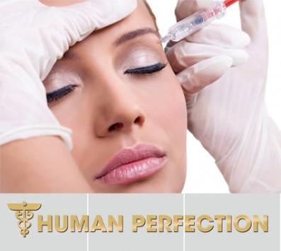 Κολωνάκι Θεραπεία Προσώπου - 120€ από 350€ (Έκπτωση 66%) για μία Ενέσιμη Θεραπεία Προσώπου Full Face, από το νέο δερματολογικό ιατρείο «Human Perfection» στo Κολωνάκι, στην Κηφισιά και στον Πειραιά!!!
