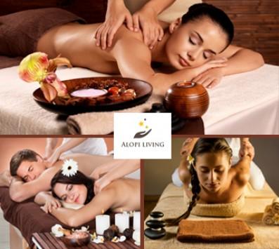 Μασάζ 60' Χαλαρωτικό Thai - Χαλαρωτικό Massage 60'|Πετράλωνα - 14€ για ένα Χαλαρωτικό Μασάζ διάρκειας 60 λεπτών επιλογής από Χαλαρωτικό Μασάζ με αιθέρια έλαια ή Σουηδικό ή 19€ για ένα Thai Μασάζ με αιθέρια έλαια διάρκειας 60 λεπτών ή 26€ για Χαλαρωτικό Μασάζ δύο ατόμων διάρκειας 60 λεπτών επιλογής από Χαλαρωτικό Μασάζ με αιθέρια έλαια ή Σουηδικό (Έκπτωση 57%), για απόλυτη ευεξία και χαλάρωση για να επιστρέψετε στην καθημερινή ζωή πιο δυνατοί και κεφάτοι, από το κέντρο Ολιστικών Θεραπειών Μασάζ «Alopi Living» στα Πετράλωνα, ακριβώς 2' από τον σταθμό του Ηλεκτρικού!!!! Η προσφορά ισχύει και για τη Γιορτή των Ερωτευμένων!!! εικόνα