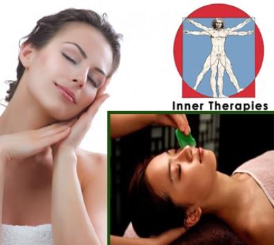 3 Θεραπείες Προσώπου 40' - Θεραπεία Προσώπου Αθήνα - 15€ για μία Θεραπεία Φυσικής Ανανέωσης-Ανόρθωσης Προσώπου και ένα φυσικό Gua Sha διάρκειας 40 λεπτών ή 35€ για 3 Θεραπείες ή 60€ για 5 Θεραπείες (Έκπτωση 50%), από το κέντρο Εναλλακτικών Θεραπειών «Inner Therapies» στην Αθήνα!!!