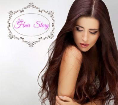 Βαφή+Λούσιμο+Μάσκα+Φορμάρισμα|Μαρούσι - 20€ από 50€ (Έκπτωση 60%) για μια Βαφή Ρίζας, ένα Φορμάρισμα, ένα Λούσιμο και μια Μάσκα αναδόμησης, από το κομμωτήριο Hair Story στο Μαρούσι!!! εικόνα