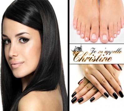 Manicure ή Pedicure Χολαργός - 5€ από 18€ (Έκπτωση 72%) για ένα Ολοκληρωμένο Manicure ή ένα Ολοκληρωμένο Pedicure επιλογής από απλό ή γαλλικό με επώνυμα επαγγελματικά προϊόντα και ΔΩΡΟ ένα Λούσιμο και ένα Χτένισμα, από το ολοκαίνουριο πολυχώρο ομορφιάς «Je m' Appelle Christine» στον Χολαργό πολύ κοντά στο Μετρό!!! εικόνα