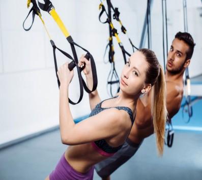 12 Συνεδρίες με Ιμάντες TRX - Γλυφάδα - 49€ από 120€ (Έκπτωση 59%) για 12 Συνεδρίες με Ιμάντες Προπόνησης TRX Με Personal Trainer Σε Mini Group Έως 4 Ατόμων για ένα Μήνα! Είναι η καλύτερη επιλογή για την επίτευξη των στόχων σας και αποτελεί ένα ολοκληρωμένο προπονητικό τρόπο, στο «Σώματος Δόμηση» στο κέντρο της Γλυφάδας!!!