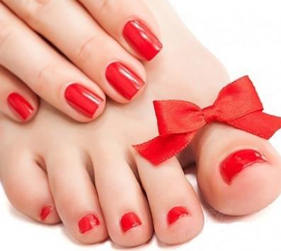 Ημιμόνιμo Manicure ή Pedicure + φρύδια εικόνα