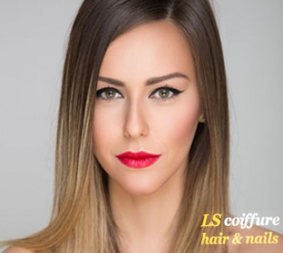 Ombre+Ρεφλέ+Θεραπεία+ Κούρεμα Νέα Ιωνία - 25€ από 60€ (Έκπτωση 58%) για ένα Ombre με φυσική διχρωμία στα μαλλιά, ένα Ρεφλέ, ένα Λούσιμο με μασάζ, μία Θεραπεία Ενυδάτωσης και Αναδόμησης των μαλλιών και ένα Χτένισμα ίσιο ή φλού, από το ολοκαίνουριο κομμωτήριο «LS Coiffure» στη Νέα Ιωνία, ακριβώς δίπλα από τον Ηλεκτρικό!!! εικόνα