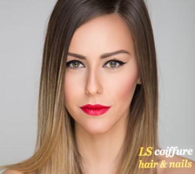 Ombre+Ρεφλέ+Θεραπεία+ Χτένισμα Νέα Ιωνία - 25€ από 60€ (Έκπτωση 58%) για ένα Ombre με φυσική διχρωμία στα μαλλιά, ένα Ρεφλέ, ένα Λούσιμο με μασάζ, μία Θεραπεία Ενυδάτωσης και Αναδόμησης των μαλλιών και ένα Χτένισμα ίσιο ή φλού, από το ολοκαίνουριο κομμωτήριο «LS Coiffure» στη Νέα Ιωνία, ακριβώς δίπλα από τον Ηλεκτρικό!!!