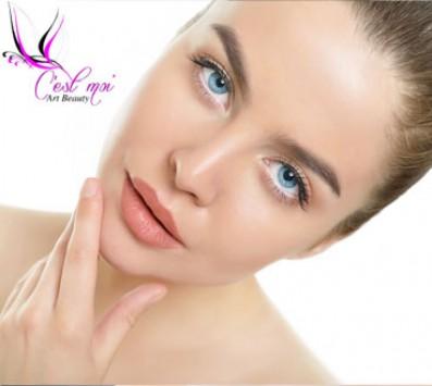 Θεραπεία Lightening Peeling - Αμπελόκηποι - 39€ από 95€ (Έκπτωση 59%) για μία Θεραπεία Lightening Peeling διάρκειας 4 ωρών, μια δραστική θεραπεία λάμψης και απολέπισης της πρώτης επιδερμικής στοιβάδας! Δώστε λάμψη στο πρόσωπό σας με εξειδικευμένες θεραπείες απo το Κέντρο Εναλλακτικών Θεραπειών Αισθητικής στο «C'est moi Art Beauty» στους Αμπελόκηπους πλησίον της στάσης του Μετρό Πανόρμου!!! εικόνα