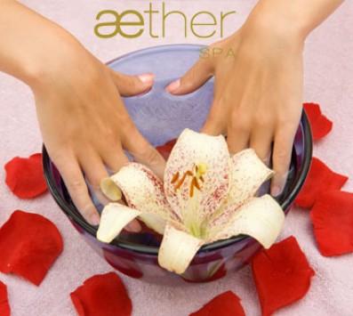 Spa περιποίησης άκρων+Θεραπεία - Ημιμόνιμο Manicure | Θεραπεία - Γλυφάδα - 12€ στη Γλυφάδα για ένα Ημιμόνιμο Manicure ή 12€ για Spa περιποίηση άκρων με μια ολοκληρωμένη θεραπεία Manicure και ένα Spa χεριών με χρηση παραφινόλουτρου (Έκπτωση 60%), από το «Aether Spa»! Μπορεί τα περιποιημένα νύχια να είναι το πρώτο που παρατηρούμε στα χέρια, όμως η περιποίηση σε όλη την επιδερμίδα του χεριού κάνει τη διαφορά! Χαριστε στα χερια σας την απαλότητα και την οψη που τους αξίζει με την πιο χαλαρωτική διαδικασία!!! εικόνα