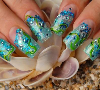 Ενίσχυση φυσικού νυχιού+Ημιμόνιμο - Τεχνητά Νύχια+Manicure Γλυφάδα - 20€ στην Άνω Γλυφάδα για Ενίσχυση φυσικού νυχιού με Gel με πρωτεΐνη ή ακρυλικό σε χρωματιστό ή γαλλικό με ημιμόνιμη βαφή και Nail Art και Strass και Χρυσόσκονη ή 30€ για Tοποθέτηση Τεχνητών Νυχιών με ακρυλικό σε χρωματιστό ή γαλλικό με ημιμόνιμη βαφή και Nail Art (Έκπτωση ...