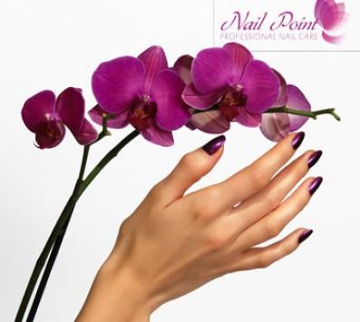 Τεχνητά Νύχια+Nail Art Αθήνα - 25€ από 60€ (Έκπτωση 58%) για Τεχνητά Νύχια, Φυσική Ενίσχυση με επιμήκυνση με την μέθοδο της πορσελάνης, με επιλογή από Ημιμόνιμο βερνίκι ή Color gel, επιλογής από απλό ή γαλλικό και ΔΩΡΟ ένα Nail art στο ένα χέρι, από το νέο ανανεωμένο και πλήρως εξοπλισμένο χώρο του «Nail Point» Professional Nail Care στο κέντρο της Αθήνας!!! Απολαύστε περιποιημένα νύχια με διάρκεια 20-25 ημέρες σε όποιο μήκος ή σχήμα εσείς επιθυμείτε. Η πορσελάνη χαρίζει τέλειο φυσικό αποτέλεσμα χωρίς να φθείρει το φυσικό νύχι, είναι μεγάλης αντοχής και αφαιρείται με ασετόν χωρίς λιμάρισμα ή χρήση τροχού! εικόνα