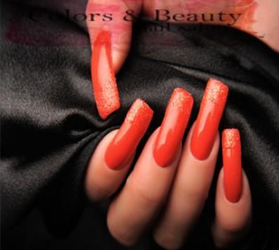 Τοποθετηση τεχνητων νυχιων - Ενισχυση|Τεχνητα Νυχια-Περιστερι - 20€ για Ενισχυση φυσικου νυχιου με ακρυλικο η 22€ για Τοποθετηση τεχνητων νυχιων (Έκπτωση 60%), απο το νεο ομορφο χωρο του «Colors & Beauty Nail Salon» στο Περιστερι!!!